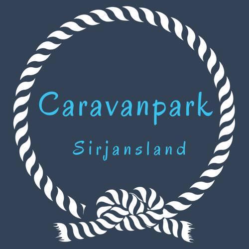 Caravanpark Sirjansland logo